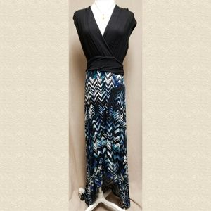 Maxi High Low Dress